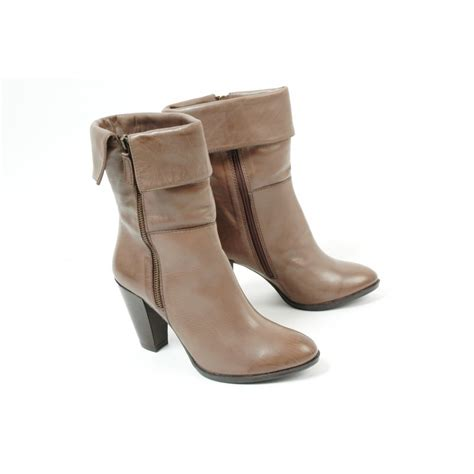 italian leather boots manas design italian leather boots in beige mozimo