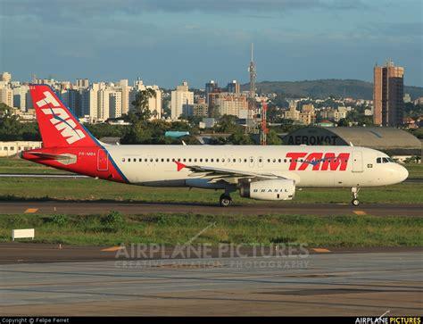 Pr Mba by Pr Mba Tam Airbus A320 At Porto Alegre Salgado Filho