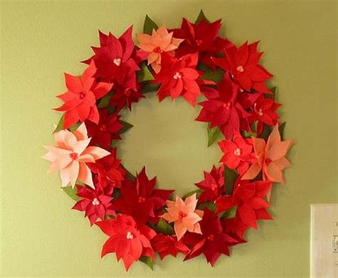 Paper Craft For Wall Decoration - wall decor ideas with paper recycled things