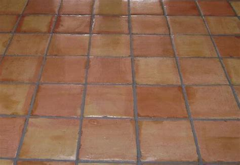 mexikanische fliesen dust free saltillo floor tile removal