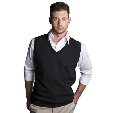 Sweater The Executive unisex pullover vest knit executive apparel
