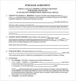 real estate documents templates free printable real estate purchase agreement best