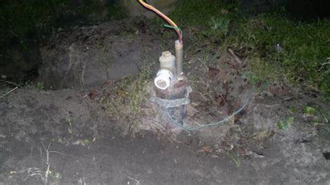backyard well what s the best way to remove backyard well doityourself com community forums