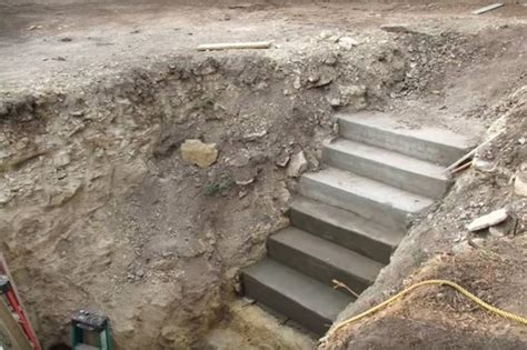 backyard underground bunker when this man dug up his backyard nobody expected this