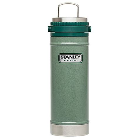 bed bath and beyond thermos stanley 174 classic 16 oz vacuum travel press bed bath