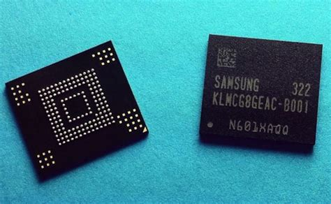 samsung begins production  worlds fastest emmc