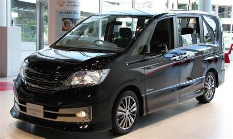 Kaos Mobil Nissan New Serena Facelift S Hybrid Siluet 1 Kaos Distro all new nissan serena 2014 autos post