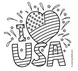 usa coloring pages to and print for free
