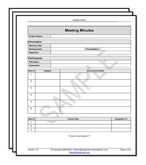 meeting agenda template lists templates pinterest templates