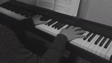 ryuichi sakamoto merry christmas  lawrence piano cover youtube