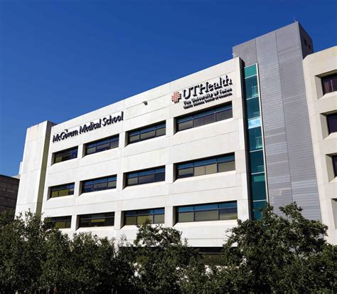 Ut Mba Healthcare Reviews by Of Health Science Center At Houston The