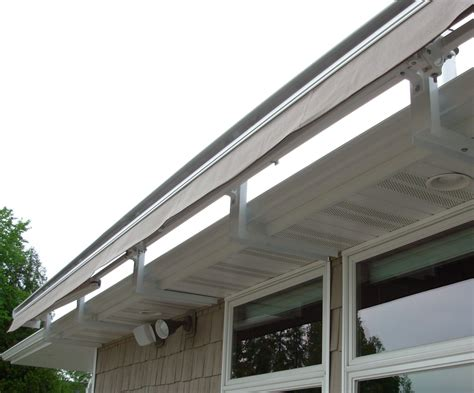 retractable awning brackets custom soffit mounting bracket