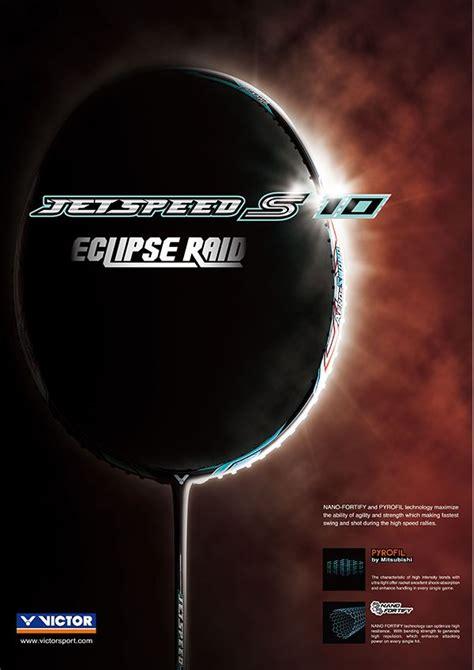 Raket Eclipse victor jetspeed s 10 top speed eclipse raid victor