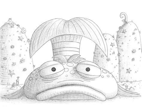 Coloring Pages For Pout Pout Fish | i pout pout fish coloring pages