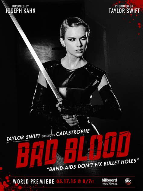taylor swift ft lamar bad blood lyrics now we got bad blood the video premiere and remix