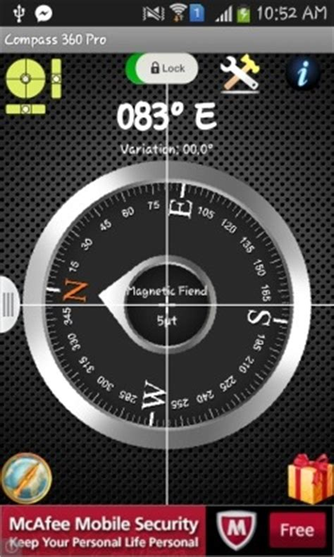 android calibrate compass 5 free offline compass apps for android