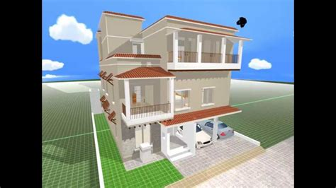 home design story youtube multi story home design rendered in 3d using plan3d com youtube