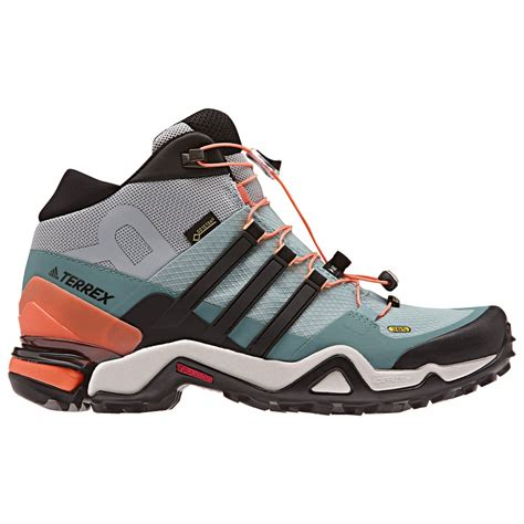 Sepatu Adidas Terrex Fast Gtx Shoes Adidas Terrex Fast R Mid Gtx Walking Boots S Free Uk Delivery Alpinetrek Co Uk