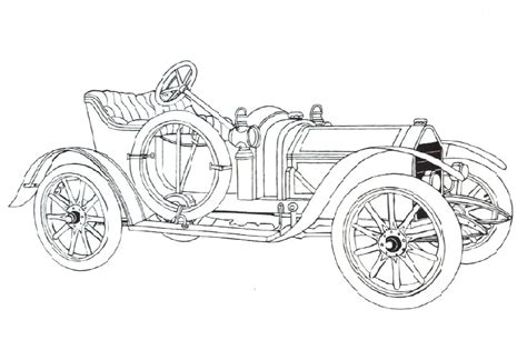 classic cars coloring pages for adults classic cars coloring pages for adults 8 image