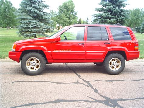 1996 Jeep Grand Specs 1996 Jeep Grand I Z Pictures Information And