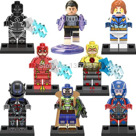 Lego Minifigure 068 Flash Xinh Minifigures Heroes Pogo bootleg heroes minifigs worth it or not page