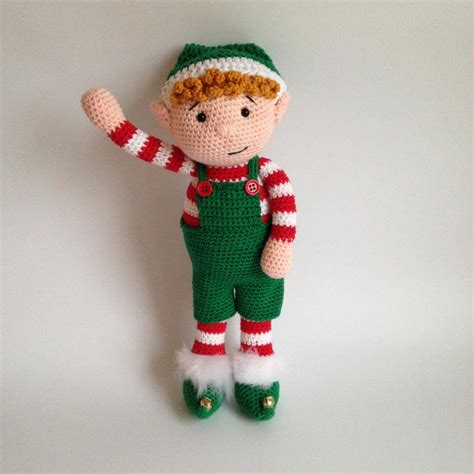 pattern for a christmas elf heart sew christmas elf free crochet amigurumi pattern