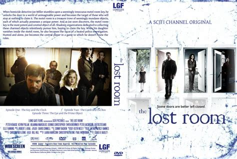 the lost room the lost room custom tv dvd custom covers the lost room custom dvd covers