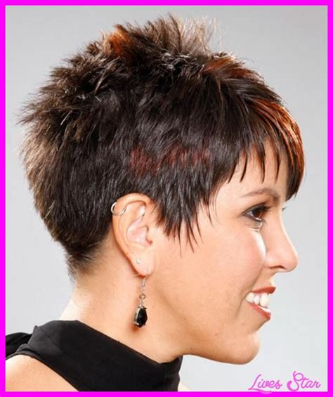 very short spikey hairstyles for women very short spiky hairstyles women livesstar com
