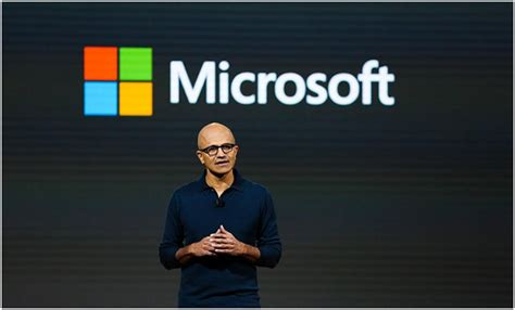 Microsoft India Mba by 4 India Born Ceos Who Excelled With Foreign Mba