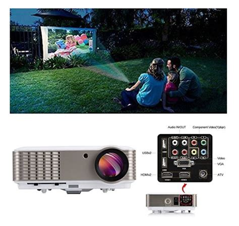 the 10 best outdoor projectors of 2018 essential guide
