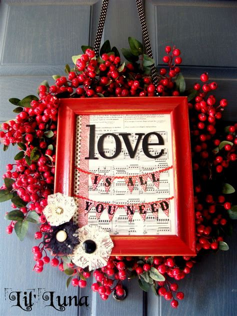 valentines home decorations 23 cute and romantic diy home decor ideas for valentine s