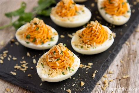 deviled egg recipes nobiggie