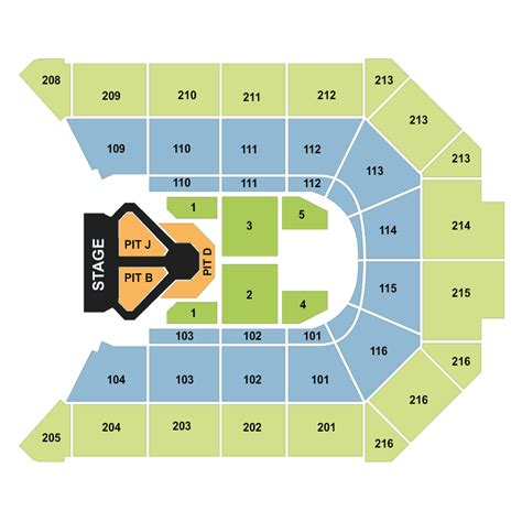 allstate arena floor plan justin bieber allstate arena rosemont tickets fri 22 apr