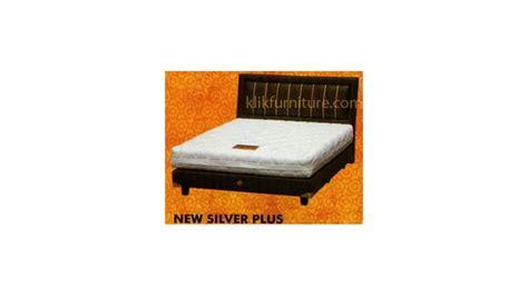 Kasur Bigland Silver new silver plus bigland springbed harga agen termurah