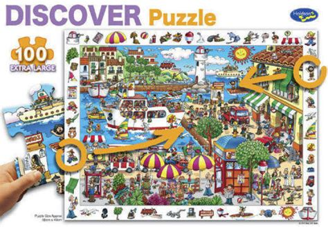 Best Terlaris Puzzle Jigsaw From Tomorrow 100 Pcs Sni discover large 100 jigsaw puzzle the harbour at mighty ape australia