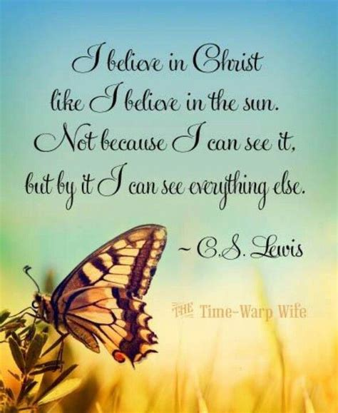 I Believe In Jesus i believe in jesus quotes quotesgram