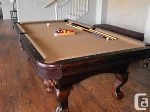 new slate pool tables for sale for sale in richmond