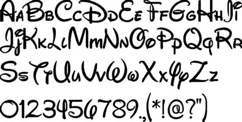 printable disney fonts disney letters fancy lettering pinterest disney