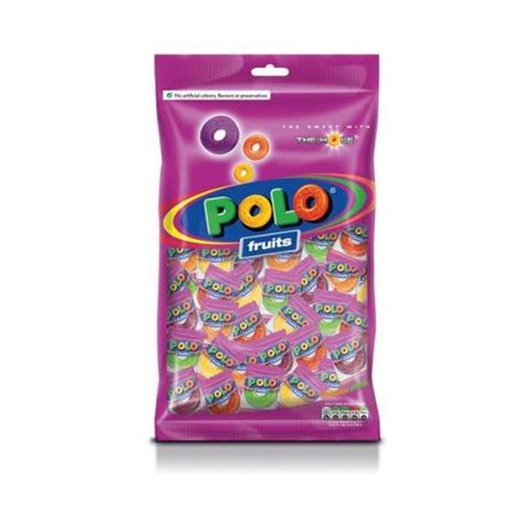 Goody Bag Karapao Single Polos Polo 660g Fruits Wrap Bag Single Pack 12265123 12265123