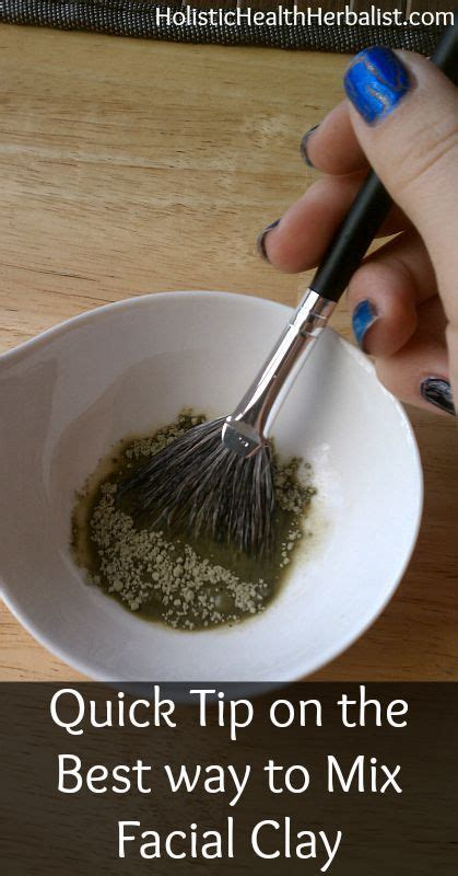 Doterra Armpit Detox by Tip On The Best Way To Mix Clay Home The O
