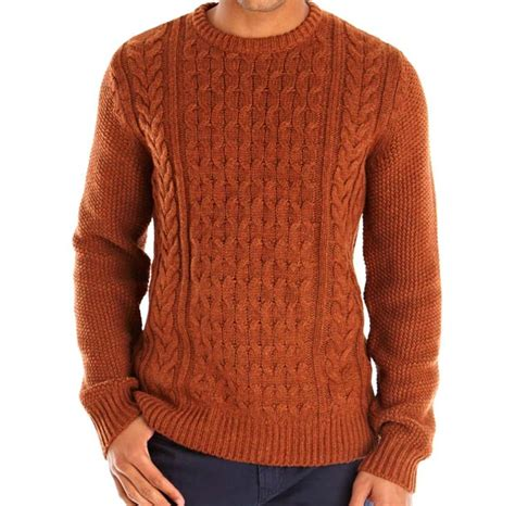 knit jumper mens cable knit sweaters your mens knits guide to winter