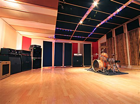 live room studio mastering and recording studio parlour studios