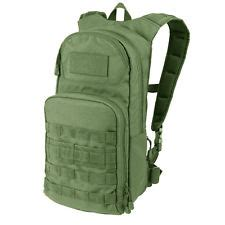 Nihigh Carrier Backpack 35 5 L Green hydration pack ebay