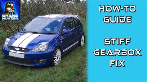 ford 6 2 problems how to fix stiff gear selection change problem