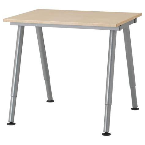 Ikea Galant Standing Desk Ikea Galant Birch Veneer Desk Nazarm
