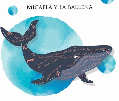libro la ballena micaela y la ballena ventana puerta y espejo 80grados