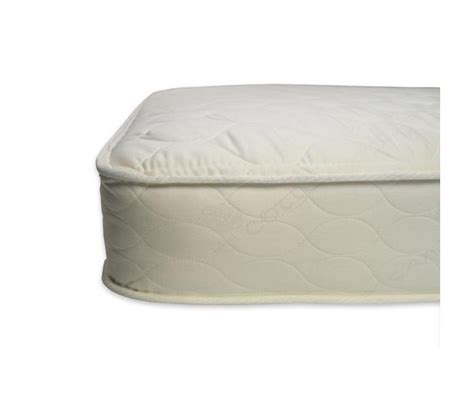 Naturepedic 252 Crib Mattress Naturepedic 2 In 1 Quilted Deluxe Organic Crib Mattress 252 Coil Mc50 Youth Mattresses