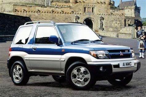 mitsubishi car 2006 mitsubishi shogun pinin 2000 2006 used car review