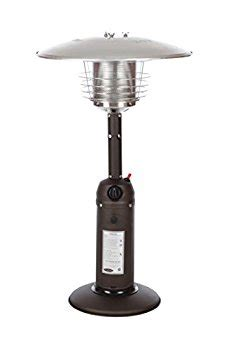 What Is The Best Tabletop Patio Heater Outdoor Heater Golden Patio Heater