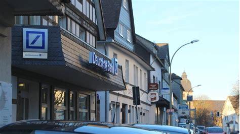 deutsche bank brilon deutsche bank filiale brilon schlie 223 t im ersten quartal